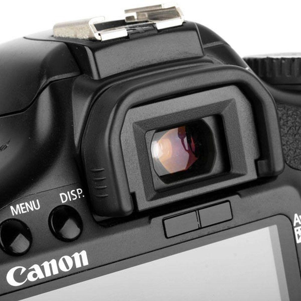 Ocular Eyecup Canon EF SL1 SL2 SL3 T1i T2 T2i T3 T3i T4 T4i T5 T5i T6 T6i T6s T7 T7i Ti XS XSi XT XTi XTS entre outras