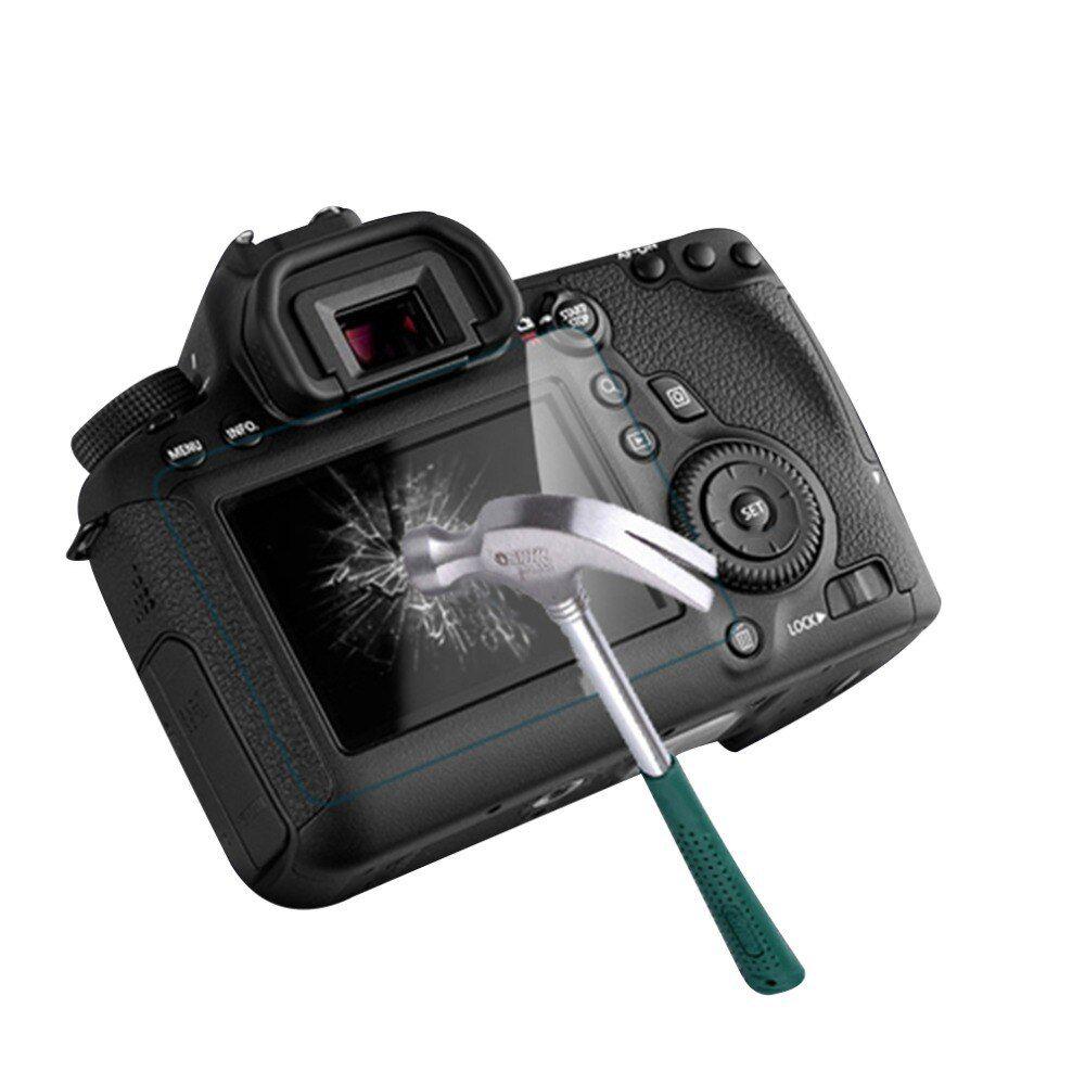 Película de Vidro Protetor LCD Câmera Canon 5D Mark II
