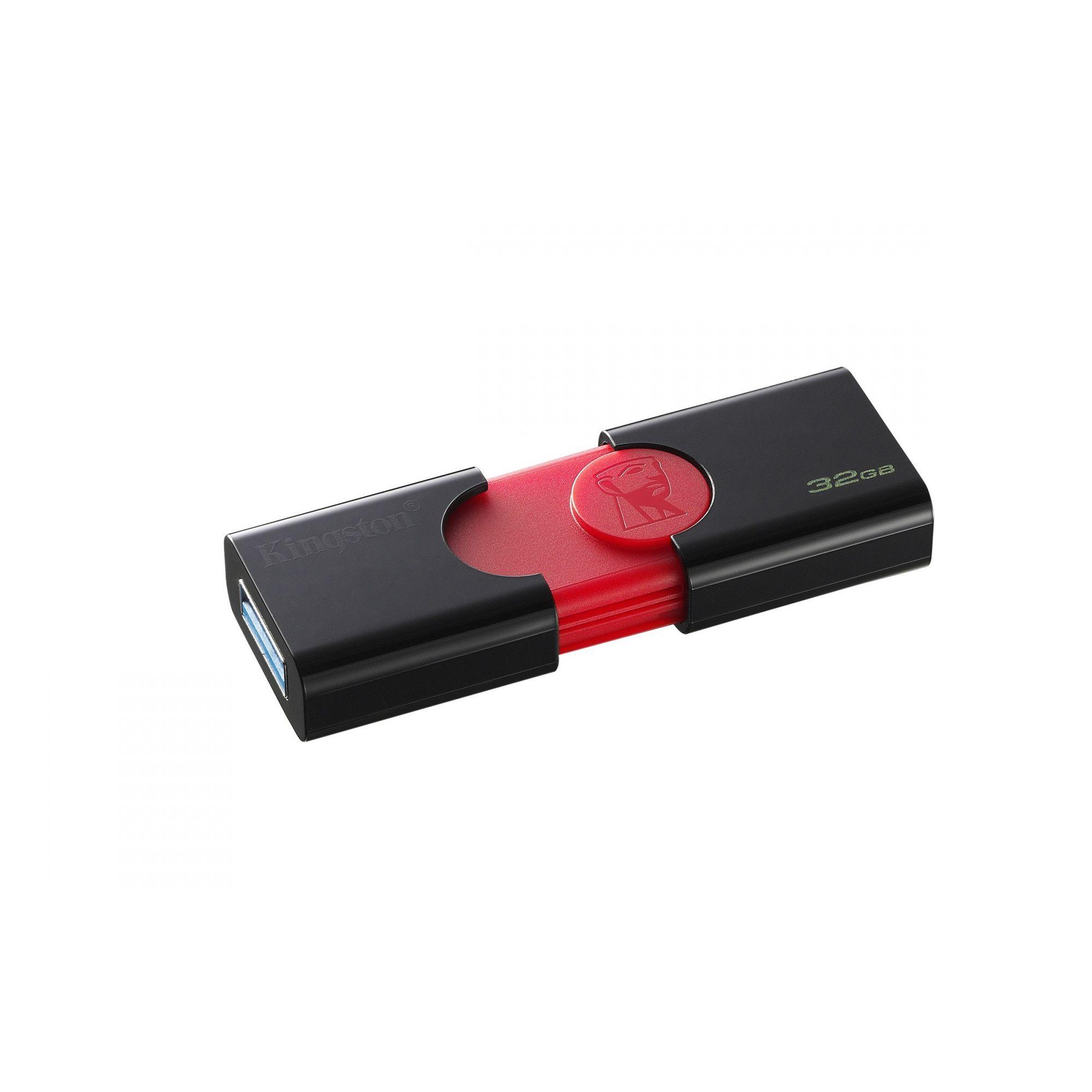 PEN DRIVE USB 3.0 DT106/32GB DATATRAVELER 106 32GB KINGSTON