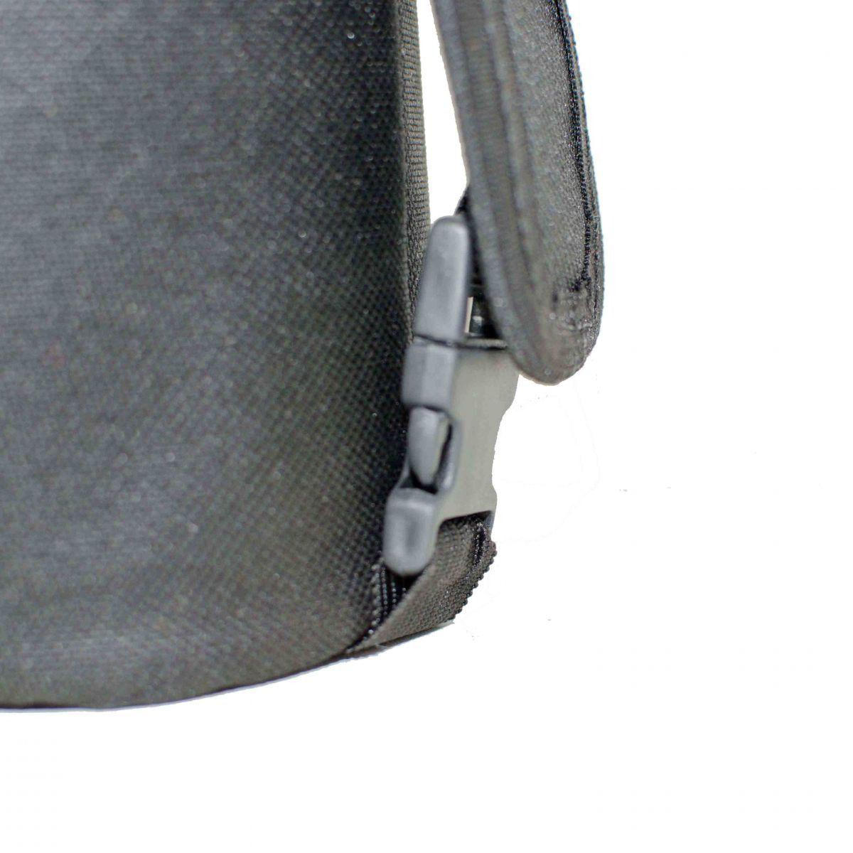Porta Lentes Fotográficas ou Estojo Case Rígido em Nylon Vários Tamanhos Porta Flash (só o modelo XG)