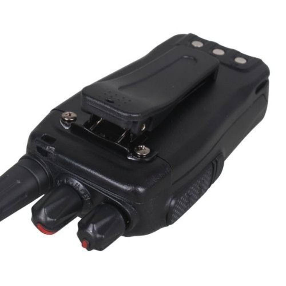 Rádio Comunicador Par Uhf/Vhf Walk-Talk Baofeng BF-777S até 5KM C/ Fone Ouvido Walkie-Talkie