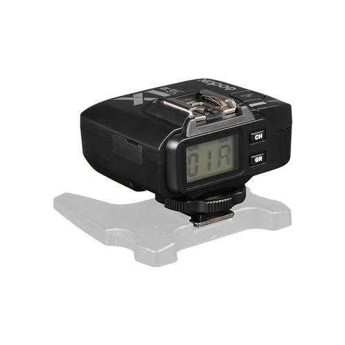 Radio Flash Godox X1 C TTL X1C para Canon Com 1 Transmissor e 1 receptor