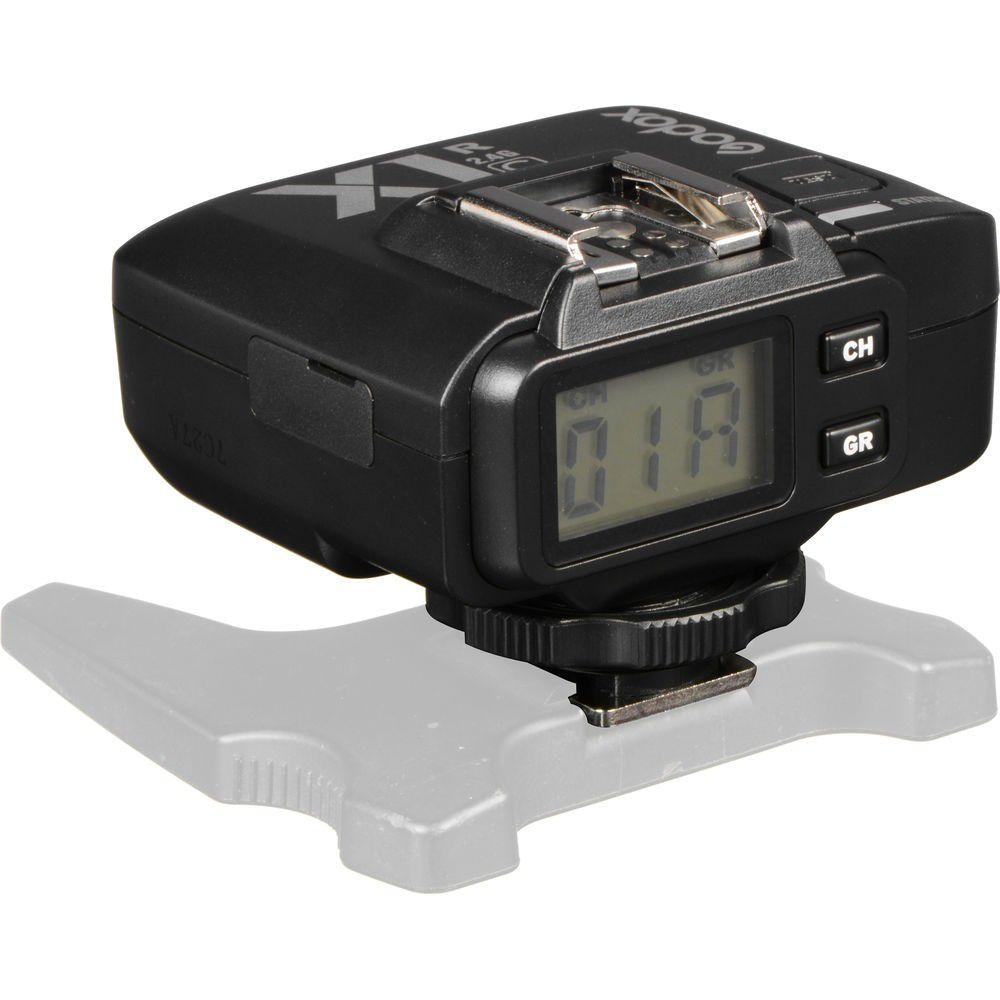 Rádio Flash Godox X1R-C TTL X1 RC para Canon Apenas Receptor
