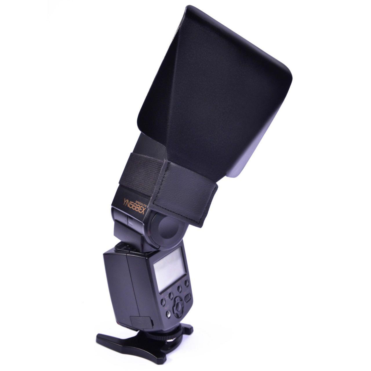 Rebatedor para Flash Rígido Fabricado em Plástico Super Resistente Poliestireno Alta Qualidade