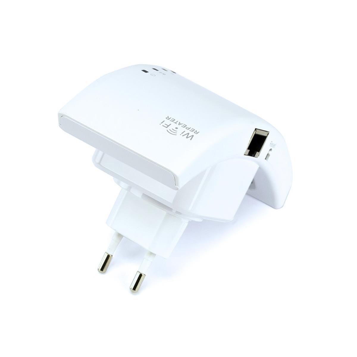 Repetidor de Sinal Wi-fi e Access Point Wireless de Tomada 300Mpbs