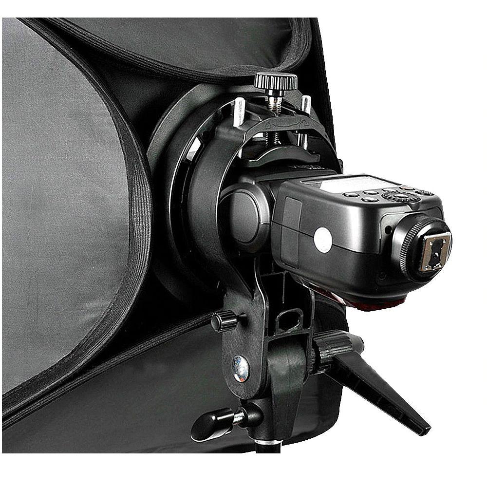 Suporte Godox Original para Flash Speedlite Dedicado S-Type Para Tripés Iluminação Softbox Sombrinhas e Bowens