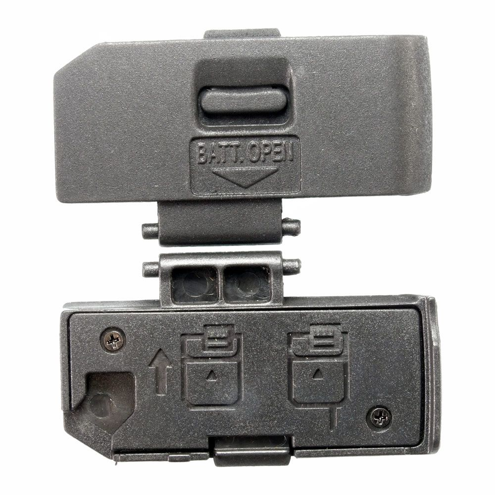 Tampa Do Compartimento Bateria Câmera Modelo Canon 450d 500d T1i Xs Xsi 1000d