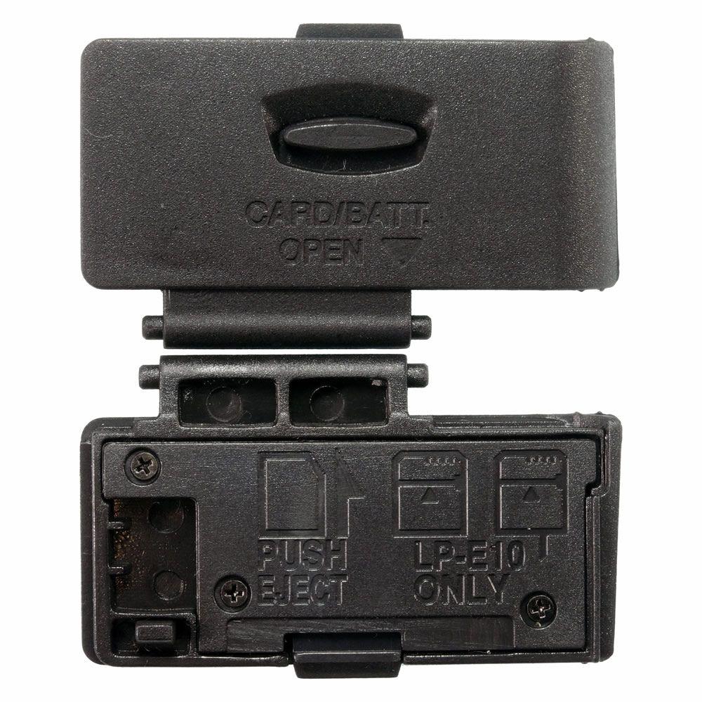 Tampa Do Compartimento Bateria Câmera Modelo Canon T3 1100d Kiss X50