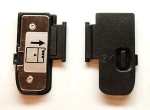 Tampa Do Compartimento Bateria Câmera Modelo Nikon D40 D40x D60 D3000 D5000