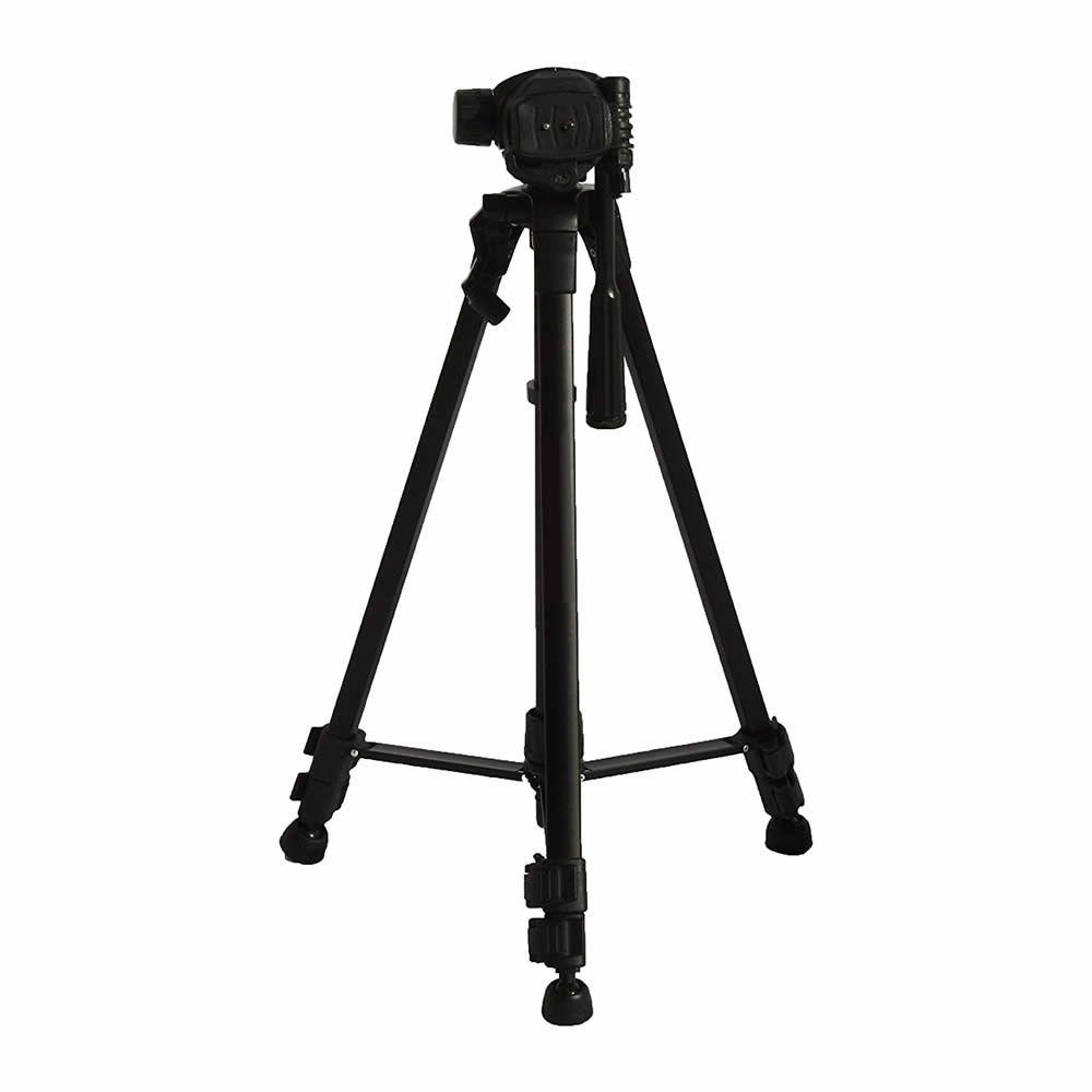 Tripé Profissional Fotográfico em Alumínio até 185cm 1,85m c/ Bolsa e Suporte Celular Tmt MTG-3018