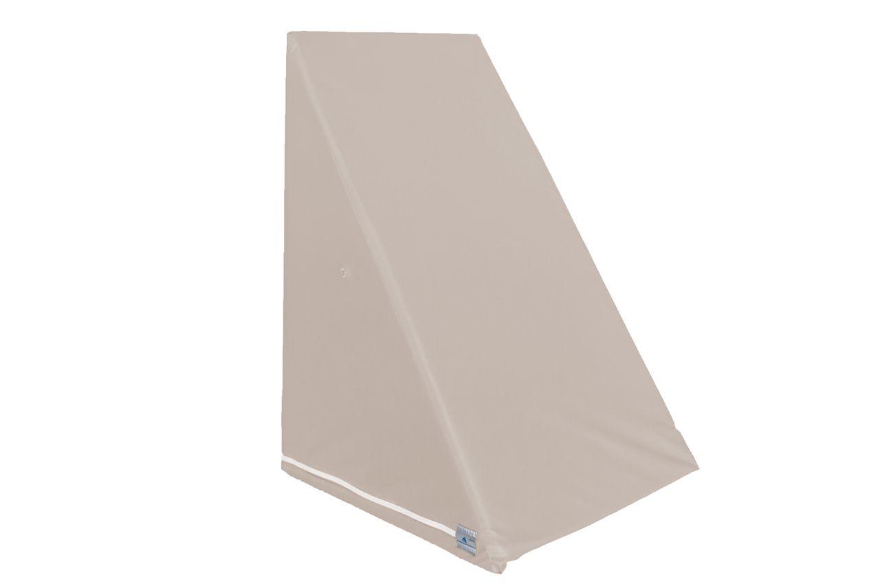 Capa encosto triangular 38x53x38 Soldada Impermeável