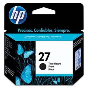 CARTUCHO PRETO C8727AB (27) HP