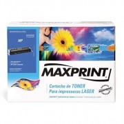 TONER COMPATIVEL COM HP 12A PRETO 56423-1 MAXPRINT