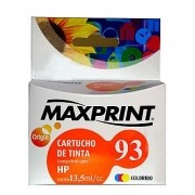 CARTUCHO COMP. HP C9361WL COLOR Nº 93 MAXPRINT