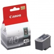 CARTUCHO 40 PG-40 PRETO CANON