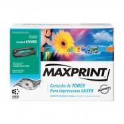 TONER COMPATIVEL COM LEXMARK 12018SL PRETO 56763-1 MAXPRINT