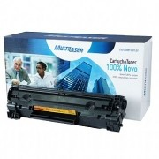 TONER COMPATIVEL COM HP 278A PRETO CT78A MULTILASER