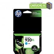 CARTUCHO HP Nº 920XL CIAN (CD972AL)