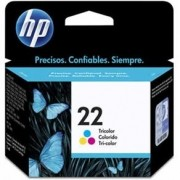 CARTUCHO HP Nº 22 COLOR (C9352AB)