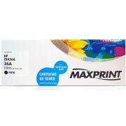 TONER MAXPRINT COMP HP BLKG CB436A - 56931-9