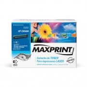 TONER COMPATIVEL COM HP 125A PRETO 56976-3 MAXPRINT