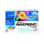 TONER COMPATIVEL COM HP 125A CIANO 56977-8 MAXPRINT