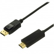 CABO DISPLAYPORT M X HDMI M 1,80M MD9