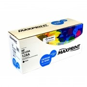 TONER COMPATIVEL COM HP 128A PRETO 561172-1 MAXPRINT