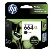 CARTUCHO 664XL F6V31AB PRETO HP