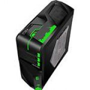 GABINETE GAMER S/ FONTE COOLER C/ LED GA133 MULTILASER