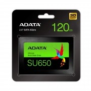 HD SSD 120GB SU660 ADATA