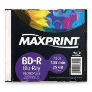 MIDIA GRAVEVEL BLU RAY BD-R RECORDABLE 50528-0 MAXPRINT