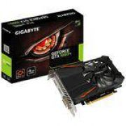 PLACA DE VIDEO GEFORCE GTX1050TI 4GB DDR5 NVIDIA GIGABYTE