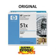 TONER HP Q7551X