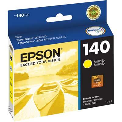 CARTUCHO 140 T140420 AMARELO EPSON