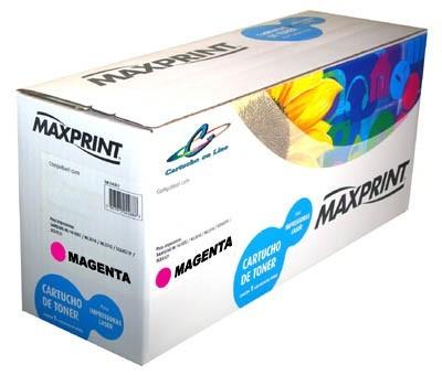 TONER COMPATIVEL COM HP 304A MAGENTA 561076-3 MAXPRINT