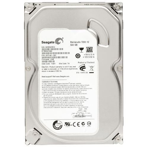 HD 500GB ST3500312CS PIPELINE SEAGATE
