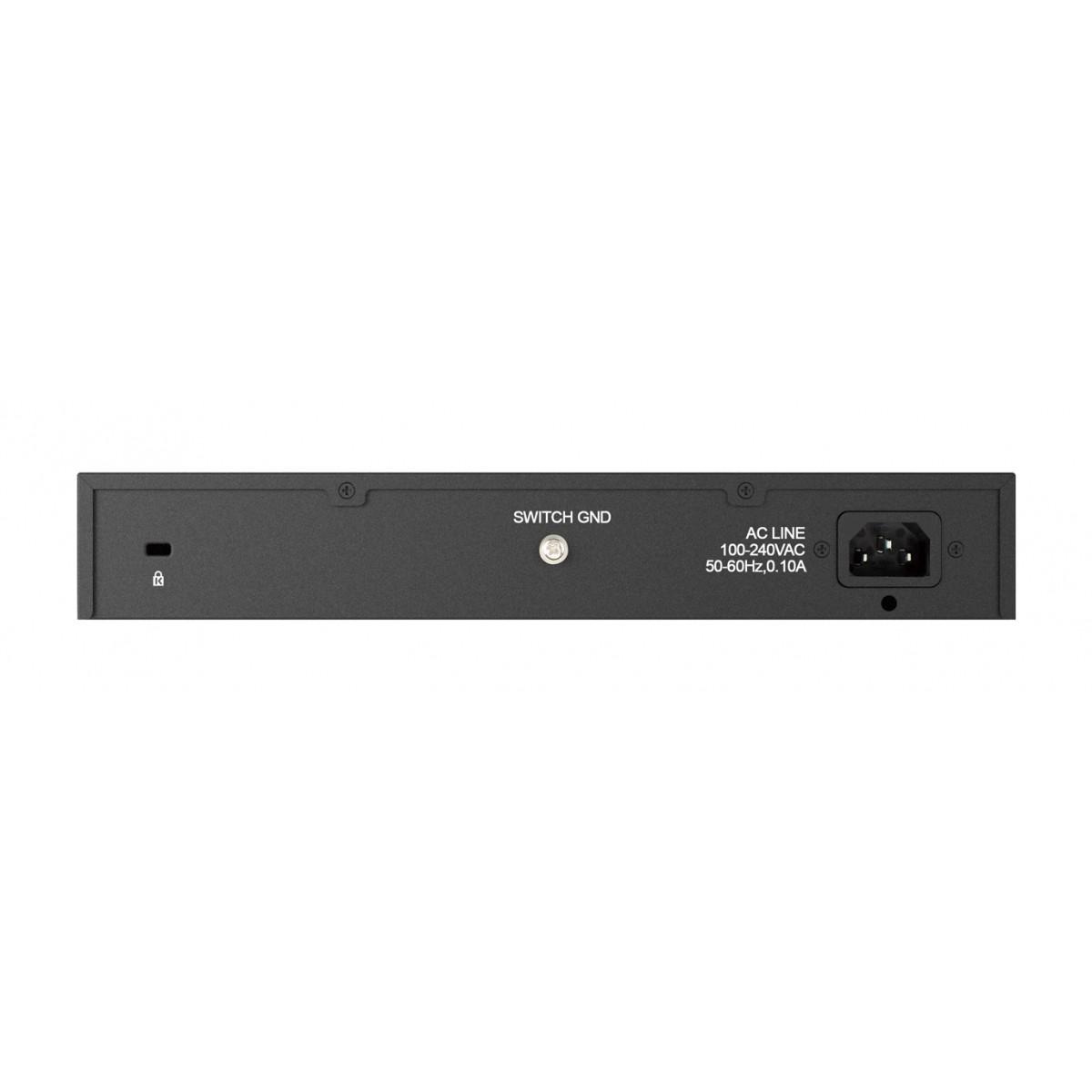 SWITCH 24P 10/100 DES-1024D D-LINK