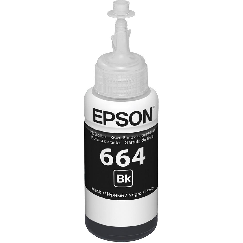 REFIL PRETO T664120-AL EPSON