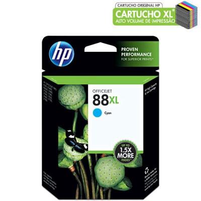 CARTUCHO HP CIAN 88XL (C939AL)