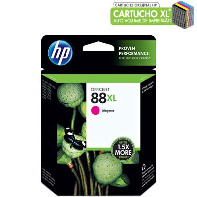 CARTUCHO 88XL C9392AL MAGENTA HP