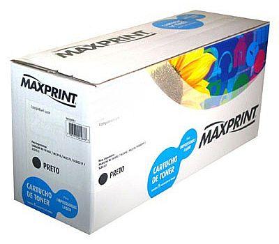 TONER COMPATIVEL HP 125A/128A/131A PRETO 561374-3 MAXPRINT