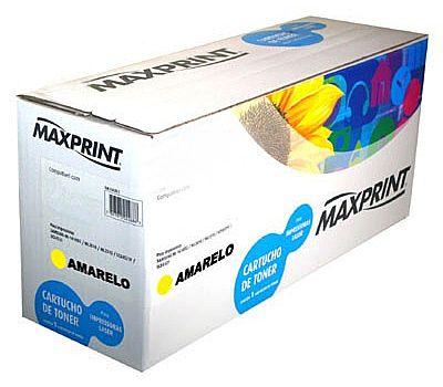 TONER COMPATIVEL HP 125A/128A/131A AMARELO 561367-1 MAXPRINT