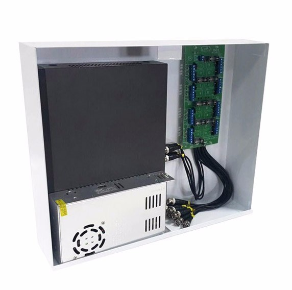 GABINETE ORG MET ORION HD 3000 -8 CH ONIX