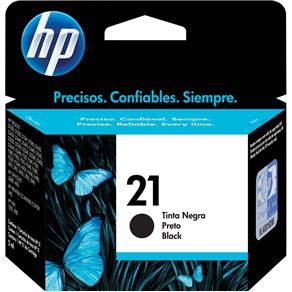 CARTUCHO HP Nº 21 PRETO (C9351AB)