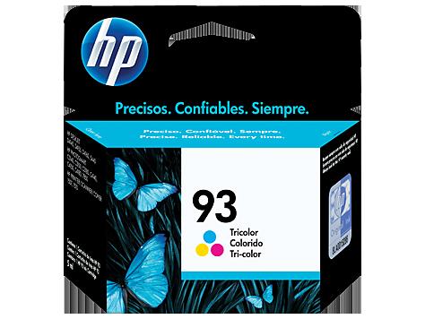 CARTUCHO 93 C9361WB COLORIDO HP