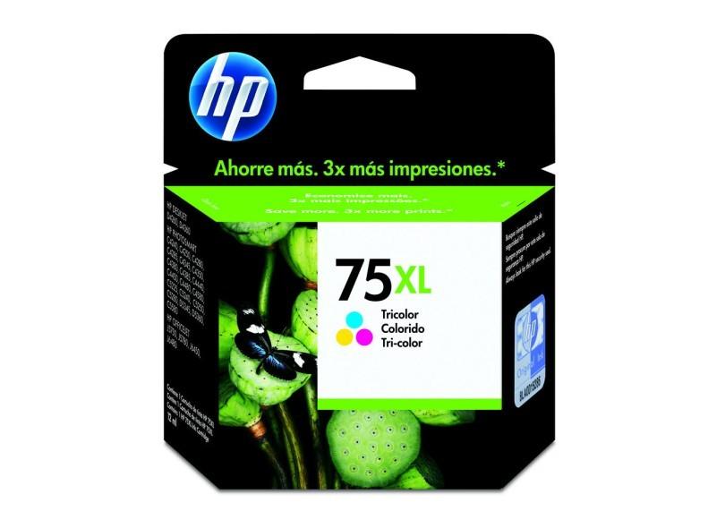 CARTUCHO HP Nº 75XL COLOR (CB338WB)