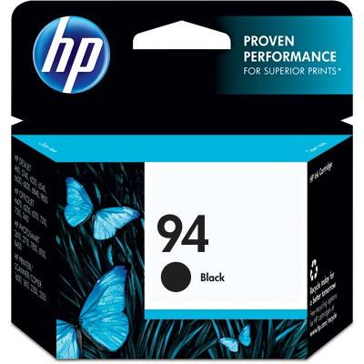 CARTUCHO HP Nº 94 PRETO (C8765WB)