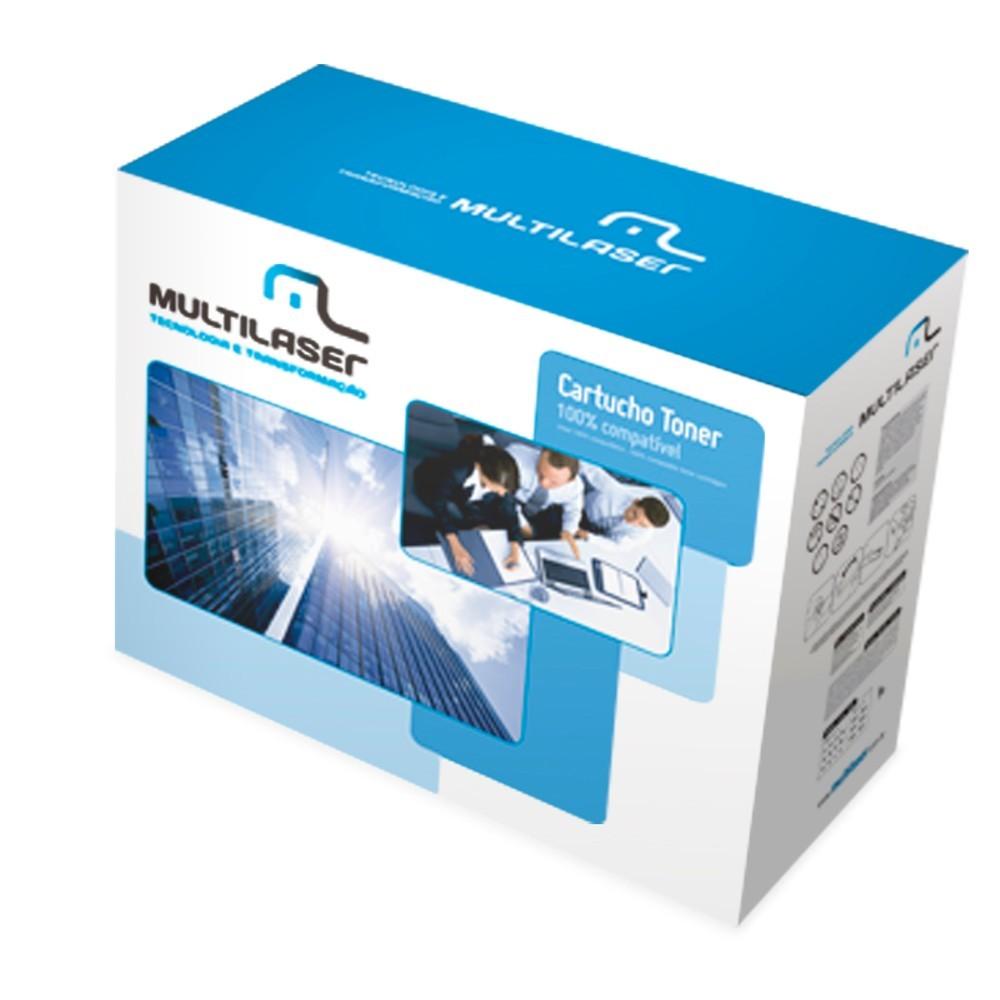 TONER COMPATIVEL COM HP 35A/36A/85A PRETO CT0301 MULTILASER