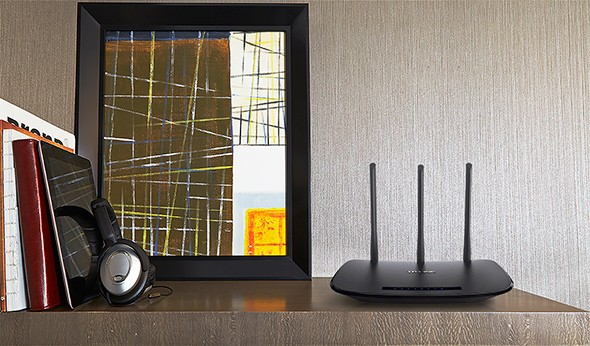 ROTEADOR WIRELESS N 450MBPS TL-WR940N TP-LINK